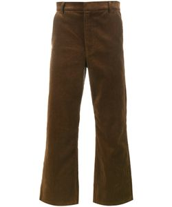 Martine Rose   Cropped Corduroy Trousers Small Cotton/Viscose