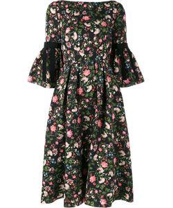 Erdem | Aleena Matelassé Dress Size 8