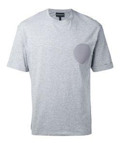 Emporio Armani | Logo Patch T-Shirt Men