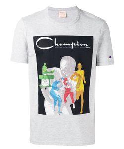 Champion | Logo Print T-Shirt Size Small