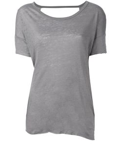 Thom Krom | Slouch T-Shirt Xs
