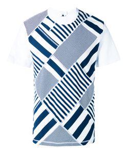 Ganryu Comme Des Garcons | Stripes T-Shirt Size Medium