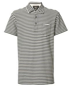 Rrl | Striped Polo Shirt S