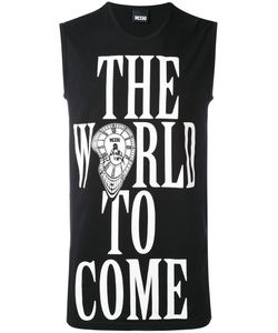 KTZ | Slogan Vest Top M