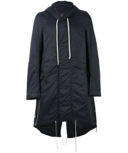 Rick Owens DRKSHDW | Hooded Raincoat
