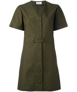 Courrèges | V-Neck Shirt Dress Size 40