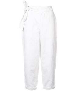 Ulla Johnson | Cropped High-Waisted Trousers