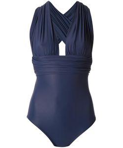 Amir Slama | Panelled Swimsuit G Elastodiene