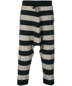 Unconditional | Striped Harem Trousers Men