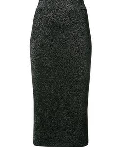 Cushnie Et Ochs | Fitted Midi Skirt Size Large