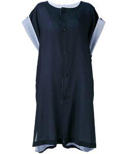 Y's   Buttoned Kaftan Dress 1