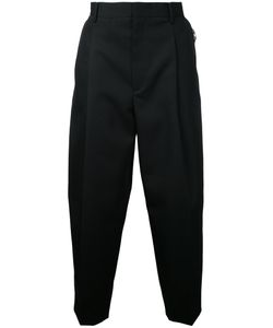 Juun.J   Cropped Tailo Trousers 44 Wool