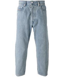 Diesel   Cropped Jeans Size 29