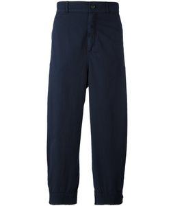Henrik Vibskov   Cropped High Waisted Trousers Size Medium