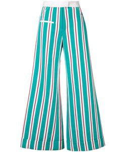 Rosie Assoulin | Flared Stripe Trousers 2