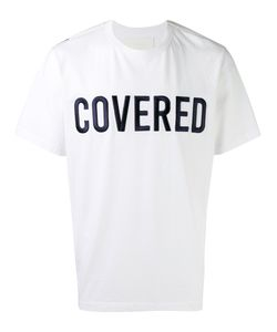 Juun.J   Covered Patch T-Shirt Size 46