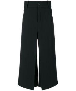 Chloé | Cropped Wide Leg Trousers