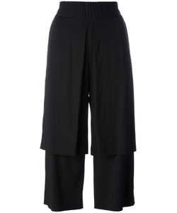 Aalto | Double Layer Cropped Trousers
