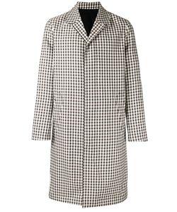 AMI Alexandre Mattiussi | Check Coat Size 48