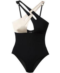 Moeva | Bicolour Swimsuit Xs Polyamide/Spandex/Elastane