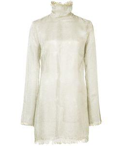 Ellery | Turtleneck Fitted Dress