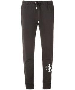 Calvin Klein Jeans   Logo Print Drawstring Sweatpants