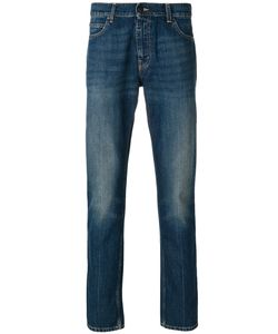 Pt05 | Stonewashed Slim-Fit Jeans 30