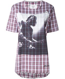 Sold Out Frvr | Checked T-Shirt
