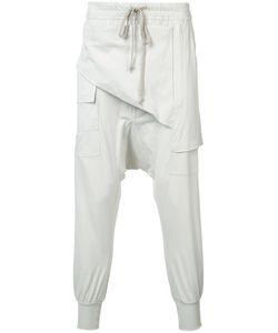 Rick Owens DRKSHDW | Draped Drop-Crotch Trousers