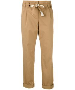 Dorothee Schumacher | Belted Straight Trousers