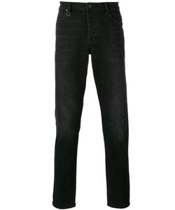 Neuw | Stonewashed Slim-Fit Jeans Size 34
