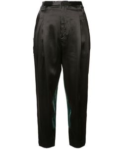 Toga   Contrast Drop Crotch Trousers