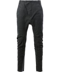 Masnada | Drop-Crotch Skinny Trousers