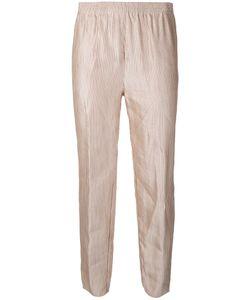 Forte Forte | Woven Stripe Trousers