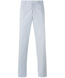 Mp Massimo Piombo | Classic Pleat Front Trousers Men