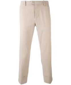 Paolo Pecora | Tapered Cropped Trousers Men