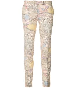 Barbara Bui | Embroidered Skinny Trousers Women
