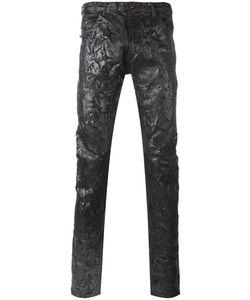 Jil Sander | Coated Effect Trousers