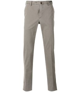 Pt01 | Silk Fit Chino Trousers Size 48