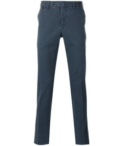 Pt01 | Slim Fit Chino Trousers Size 54