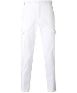 Les Hommes | Slim Fit Cargo Trousers