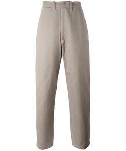 E. Tautz | Field Wide Leg Trousers 30 Cotton