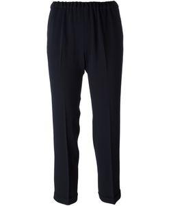Alberto Biani   Elasticated Waist Trousers Size 46