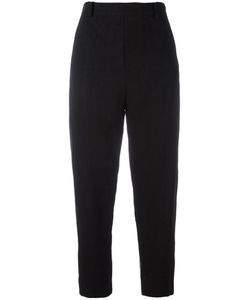 Ilaria Nistri | High-Rise Cropped Trousers Size 44