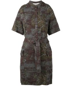Vanessa Bruno Athé | Printed Shirt Dress Size 36
