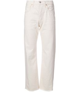 Citizens of Humanity | Wide-Leg Cropped Jeans