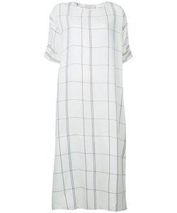 Studio Nicholson   Checked Dress 0