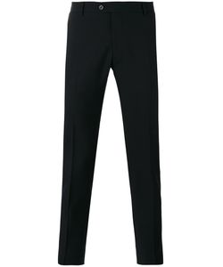 Tonello | Slim-Fit Tailored Trousers 50