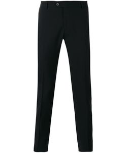 Tonello | Slim-Fit Tailored Trousers Size 46