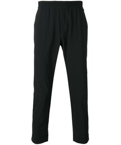 Hydrogen | Elasticated-Waist Tailored Trousers 50
